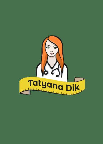 Nutritionist - Tatyana Dik